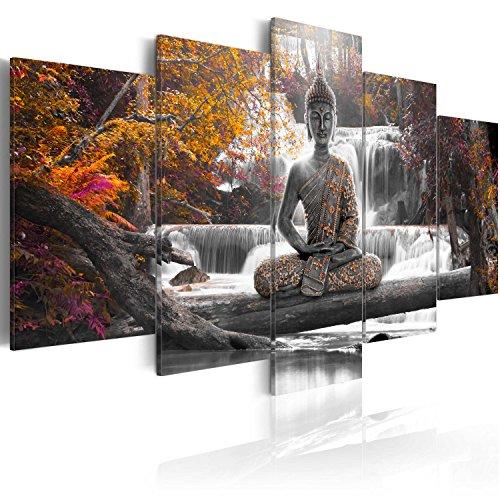 murando Cuadro en Lienzo Buda 200x100 cm...